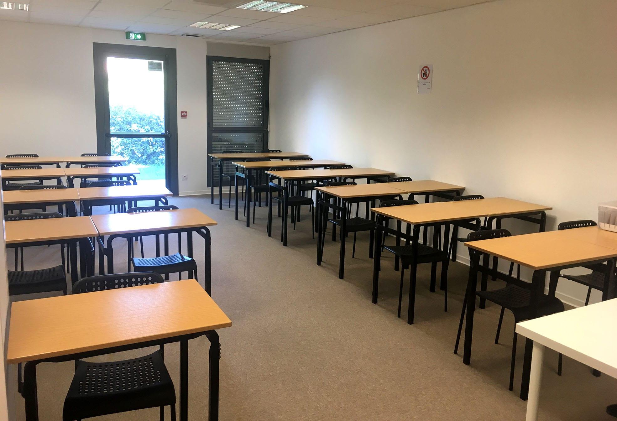 Salle de Classe SupExup
